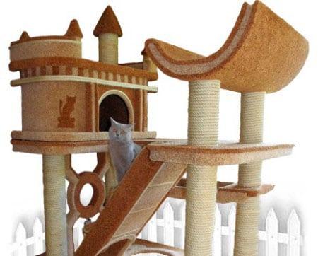 Кошкин дом. Технология строительства